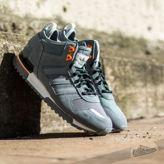 on sale 6643b 1b820 adidas ZX 700 Winter Grey/ Grey/ Ftw White | Footshop