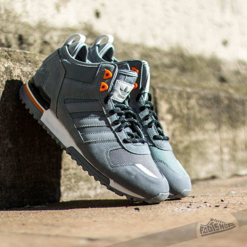 ad68fbb535 adidas ZX 700 Winter Grey/ Grey/ Ftw White | Footshop