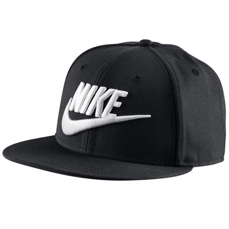 438a92d34bedc Nike Futura True Snapback Cap Youth Black   Footshop