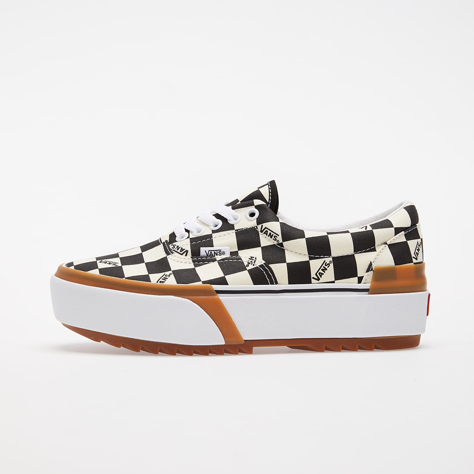 Vans Era Stacked (Checkerboard)