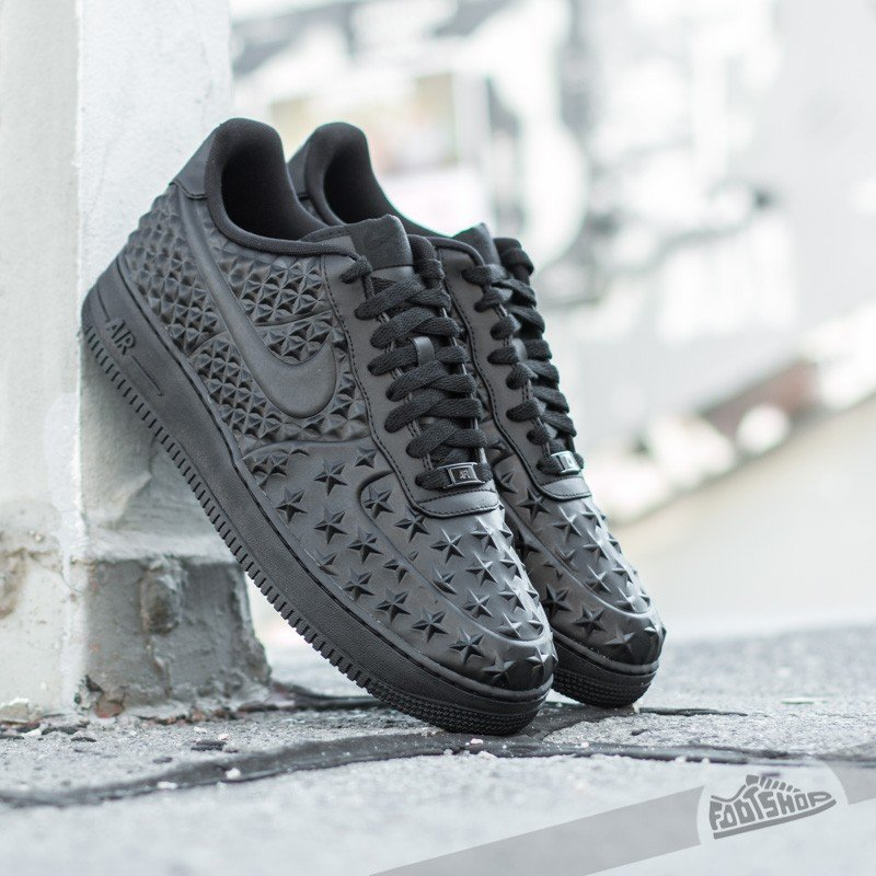 new style a443f be570 Nike Air Force 1 LV8 VT Black/ Black | Footshop