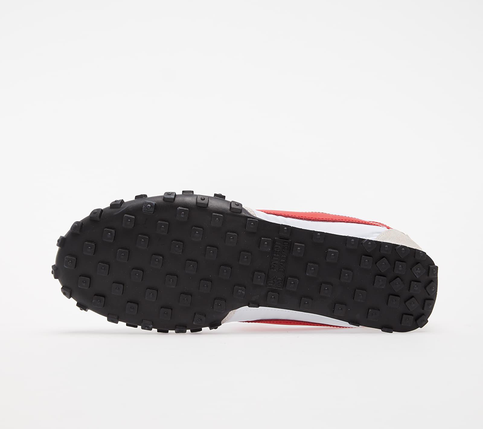 Nike Waffle Racer White/ University Red-Platinum Tint-White