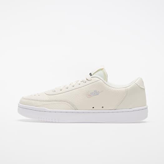 palma Primero Intrusión  Women's shoes Nike Wmns Court Vintage Premium Pale Ivory/ Washed Coral-Aura    Footshop