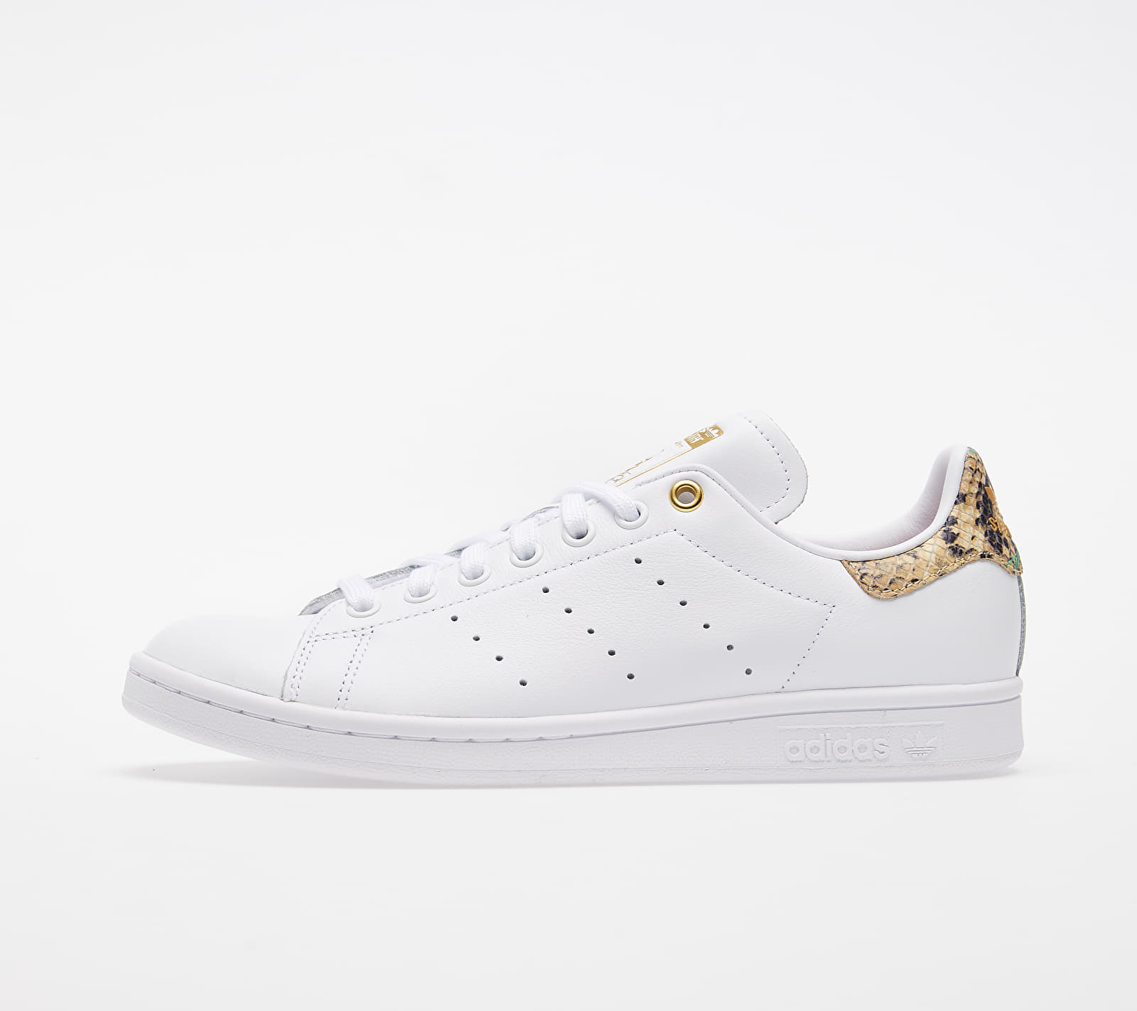 adidas Stan Smith W Ftw White/ Scarlet/ Gold Metalic EUR 37 1/3