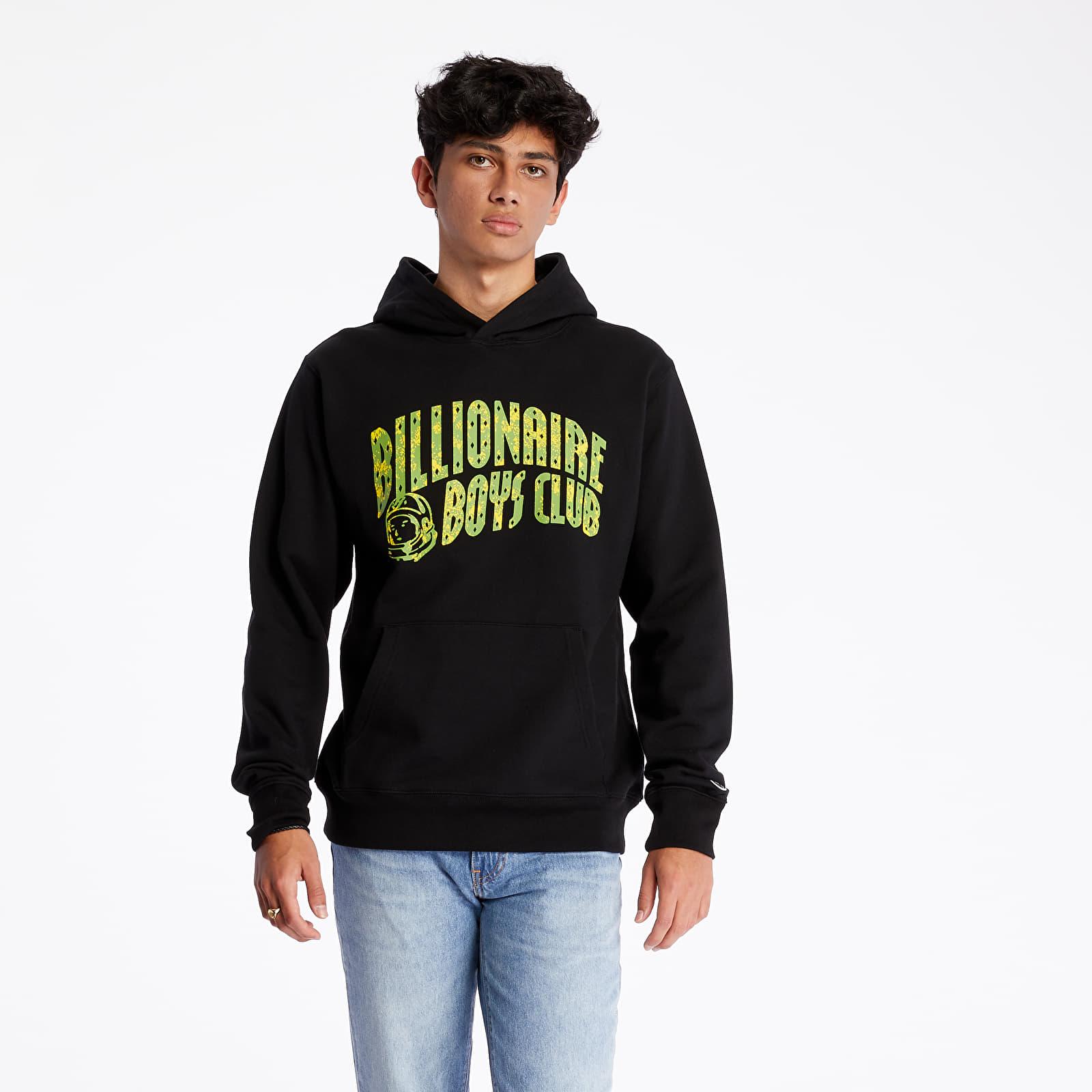 Hanorace și bluze Billionaire Boys Club Arch Logo Hoodie Black