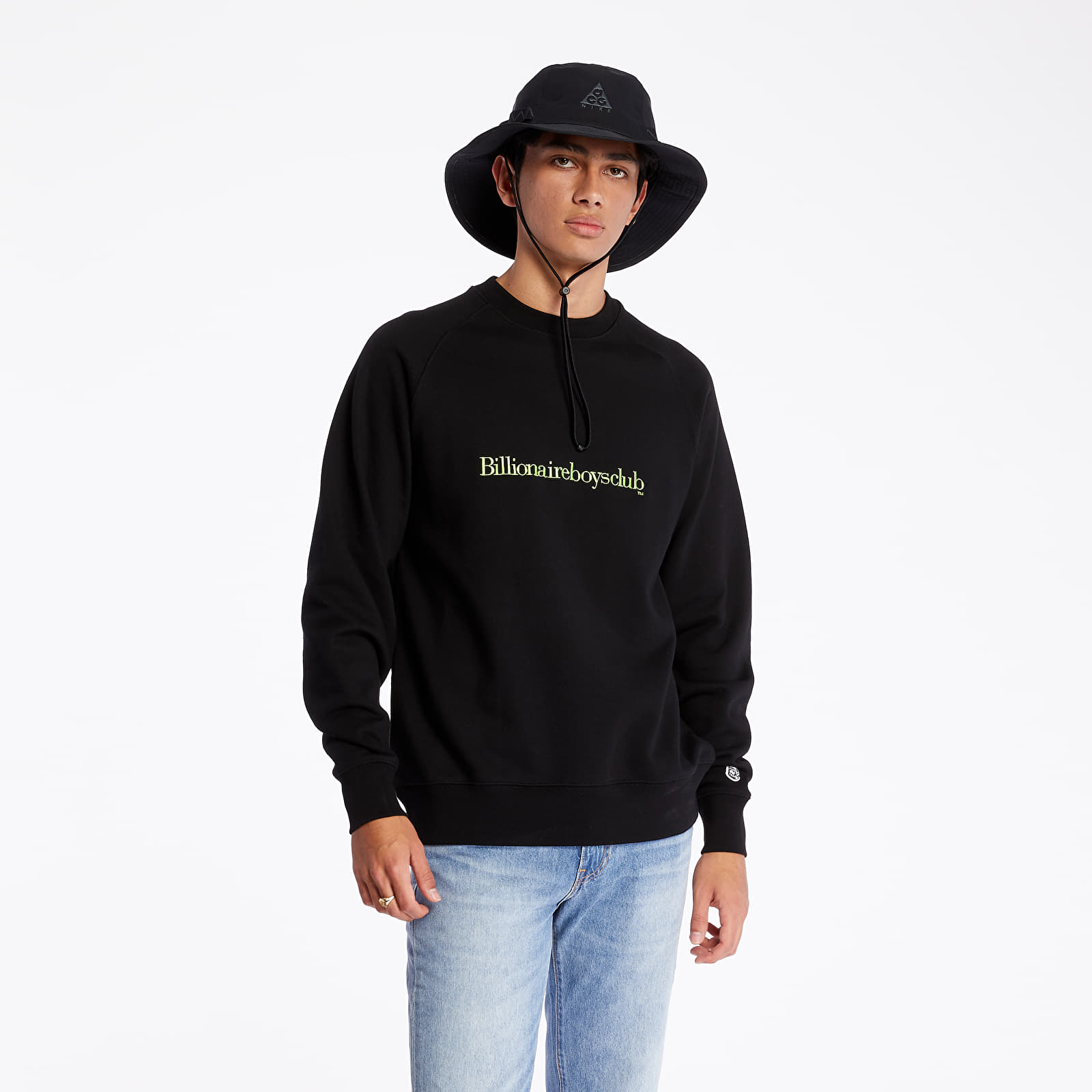 Billionaire Boys Club Embroidered Logo Crewneck