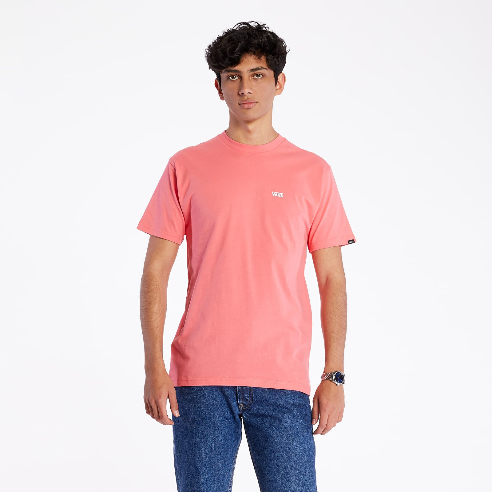 Vans Left Chest Logo Tee