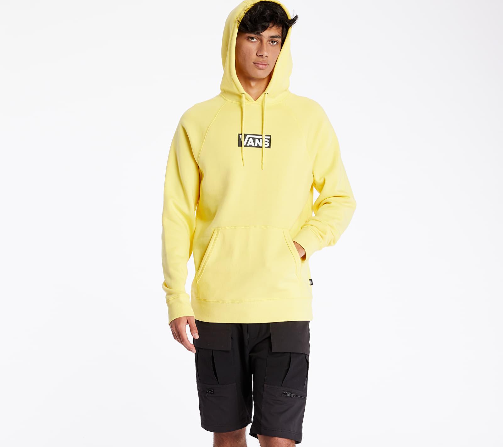 Vans Versa Standard Hoodie Yellow Cream