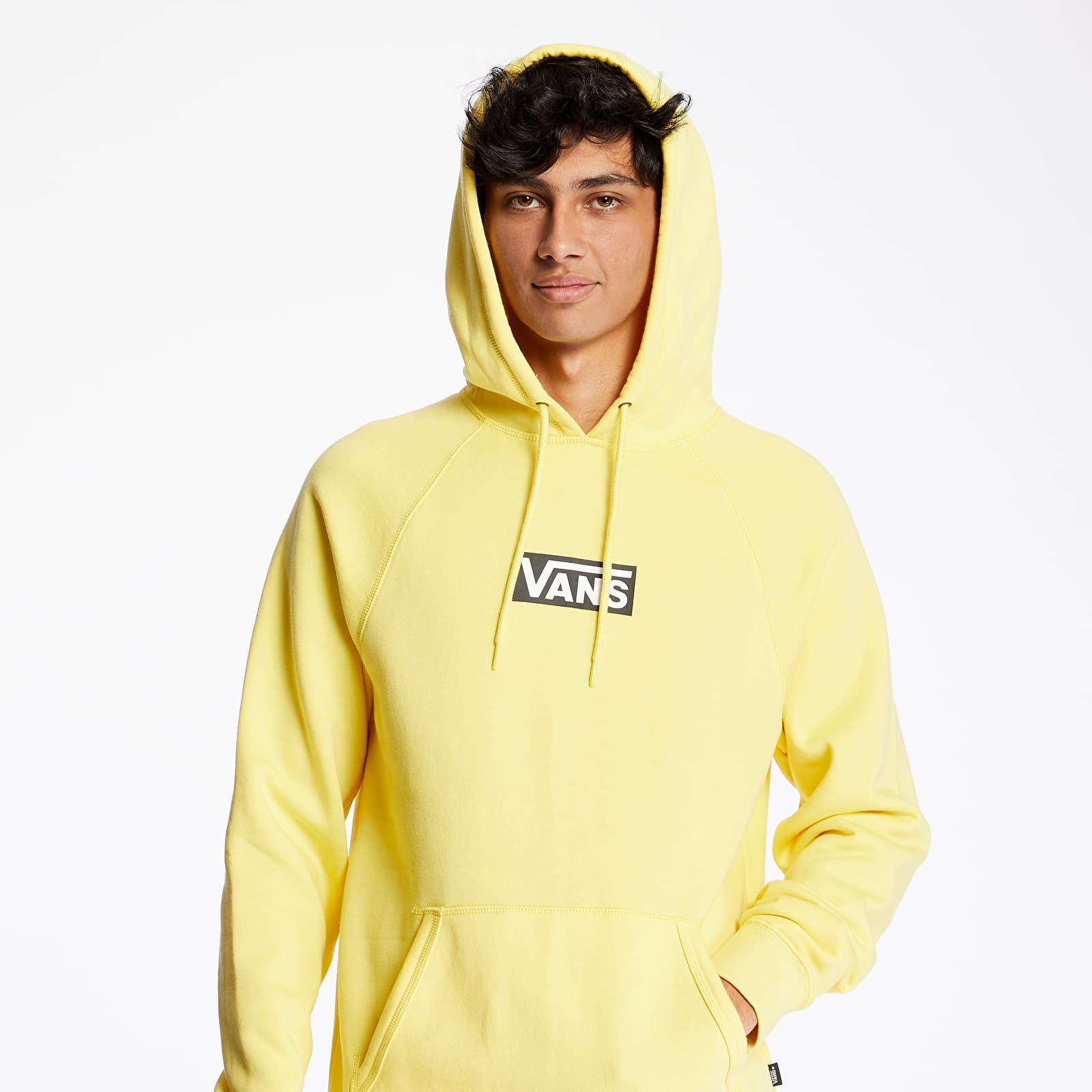 Vans Versa Standard Hoodie Yellow Cream | Footshop