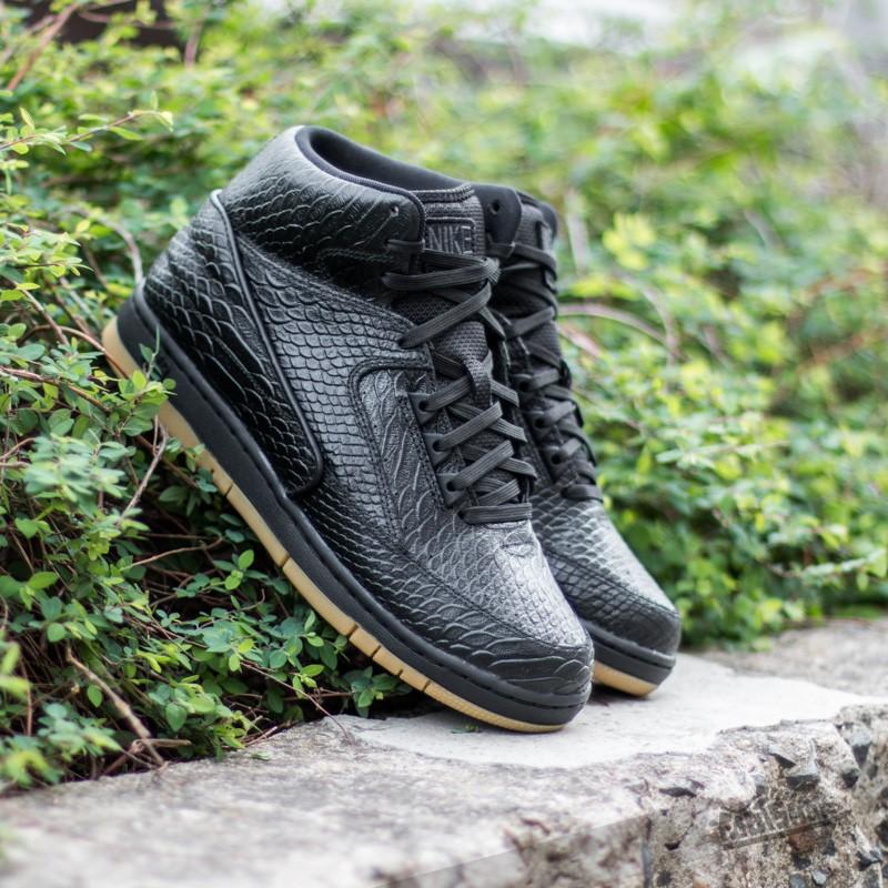 Men's shoes Nike Air Python Prm Black