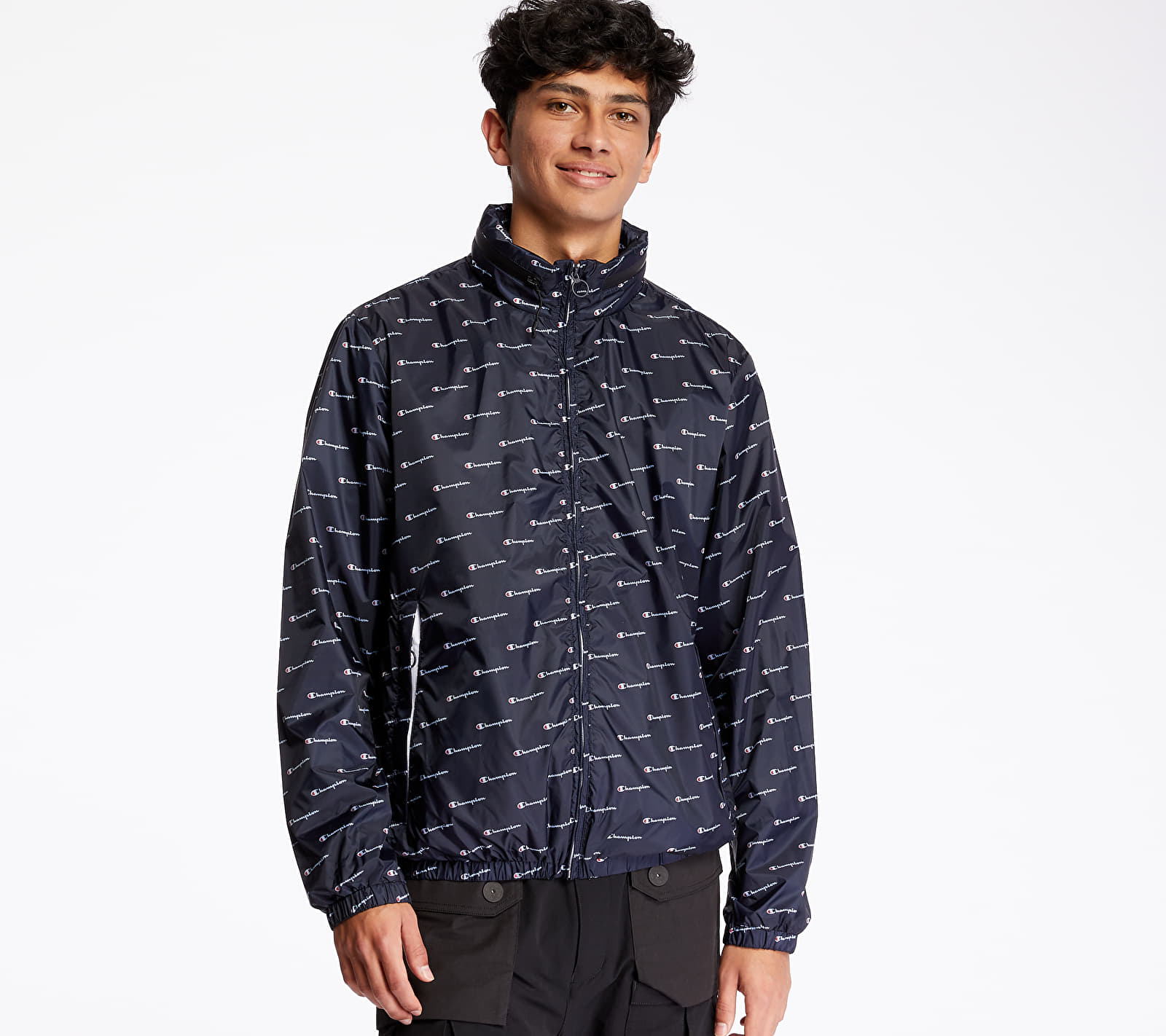 Champion Jacket Navy, Blue