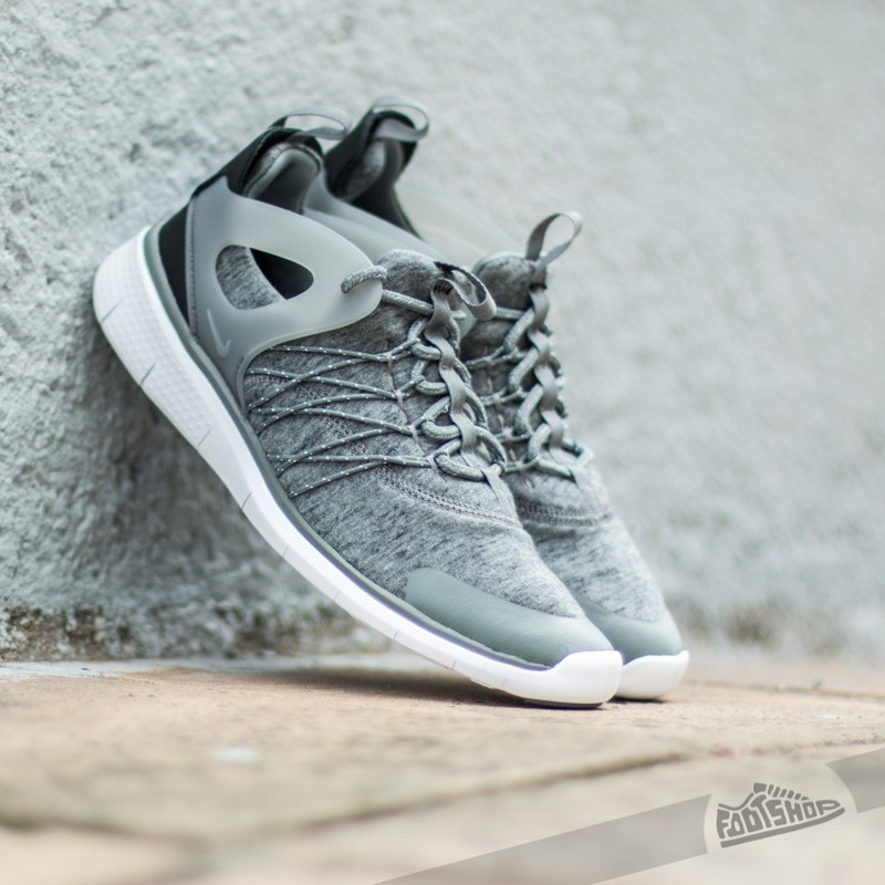 4a96192e9bfc Nike Wmns Free Viritous Tech Pack Tumbled Grey  Black- White ...