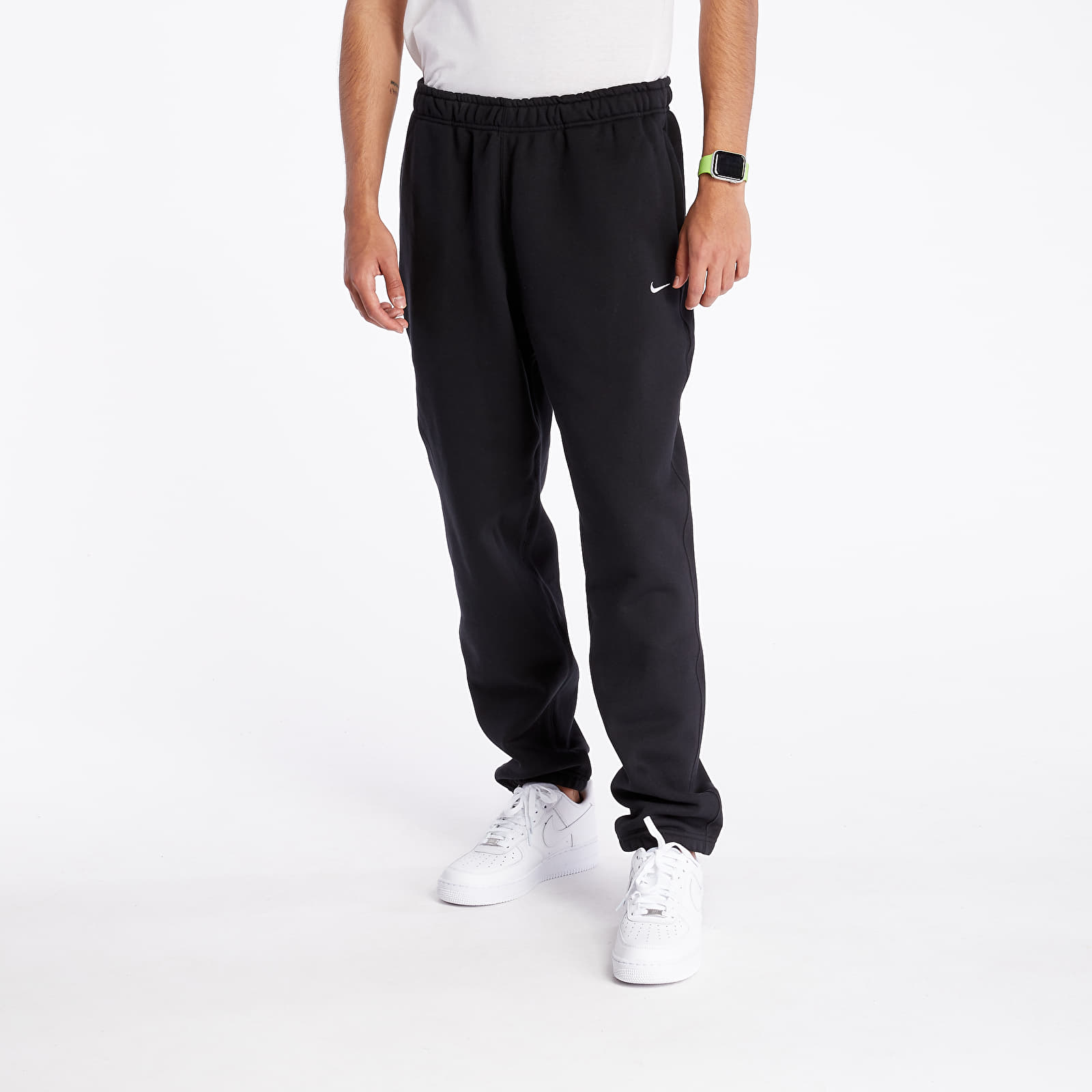 Pants and jeans NikeLab NRG Pants Black/ White