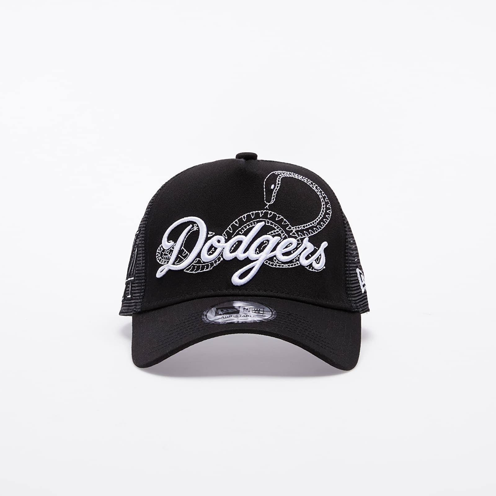 New Era MLB Tech Fabric License Los Angeles Dodgers Trucker