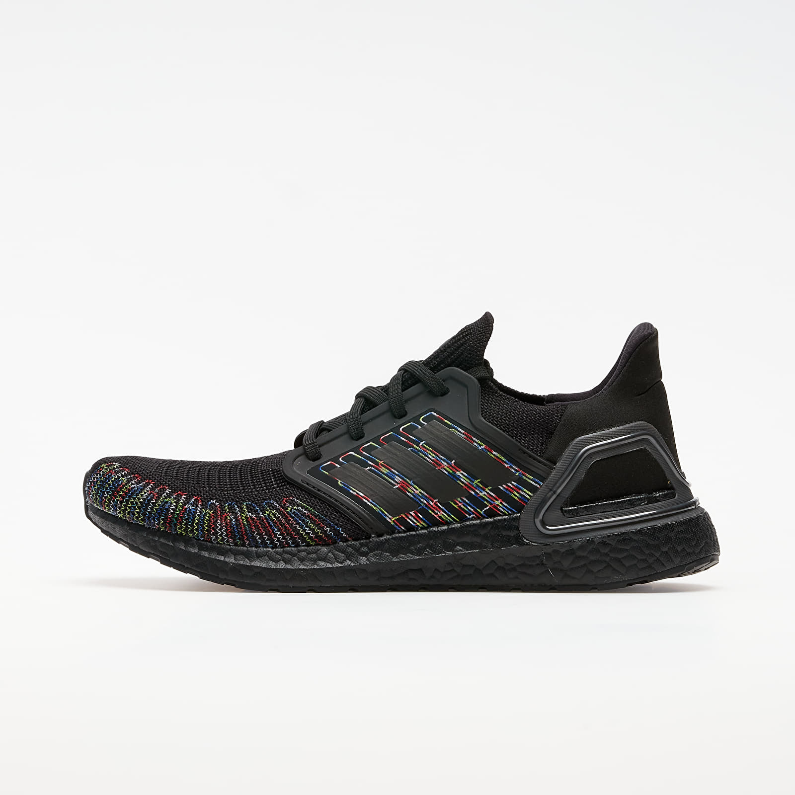 Men's shoes adidas UltraBOOST 20 Core Black/ Core Black/ Siggnr