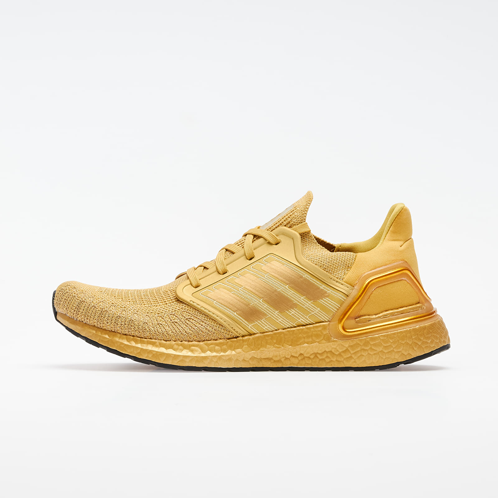 Férfi cipők adidas UltraBOOST 20 Gold Metalic/ Gold Metalic/ Gold Metalic