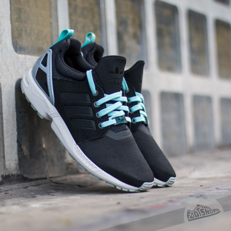 46449eb8045ac adidas ZX Flux NPS UPDT Core Black/ Core Black/ Light Onix | Footshop