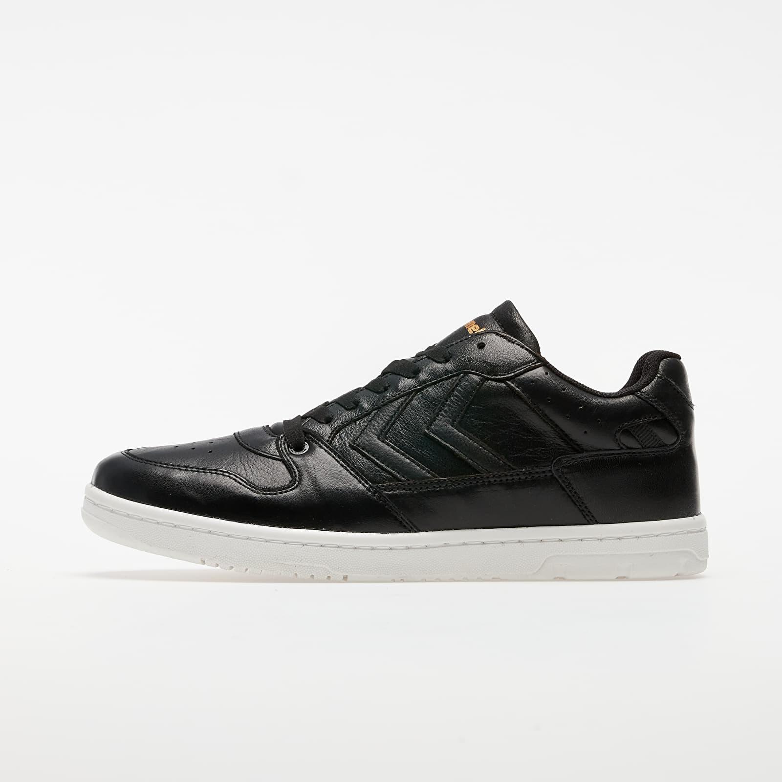 Încălțăminte și sneakerși pentru bărbați Hummel Power Play Black
