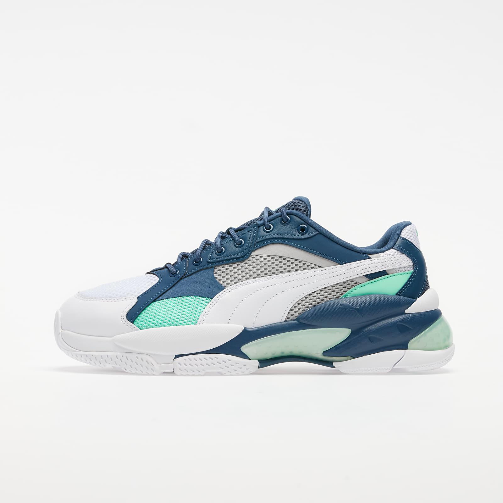 Men's shoes Puma LQD Cell Epsilon Puma White-Dark Denim