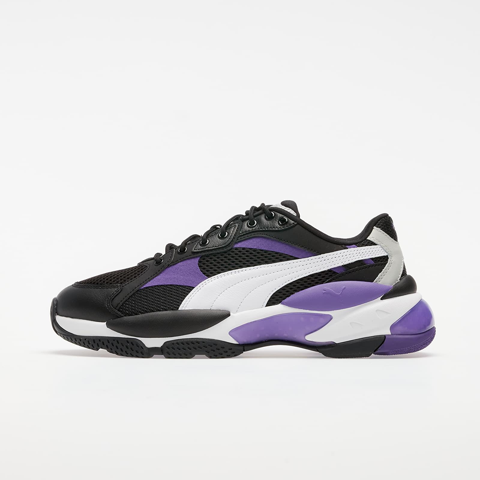 Pánske tenisky a topánky Puma LQD Cell Epsilon Puma Black-Prism Violet