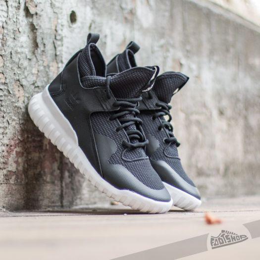 sports shoes 86b6f 9809a adidas Tubular X Core Black/Black/White | Footshop