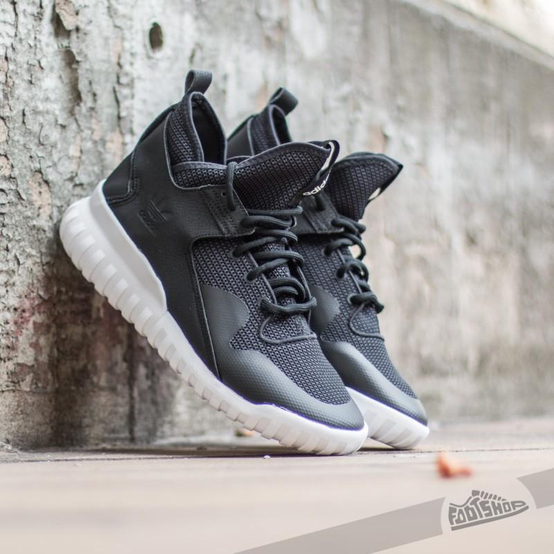 e40766e7b55 adidas Tubular X Core Black Black White