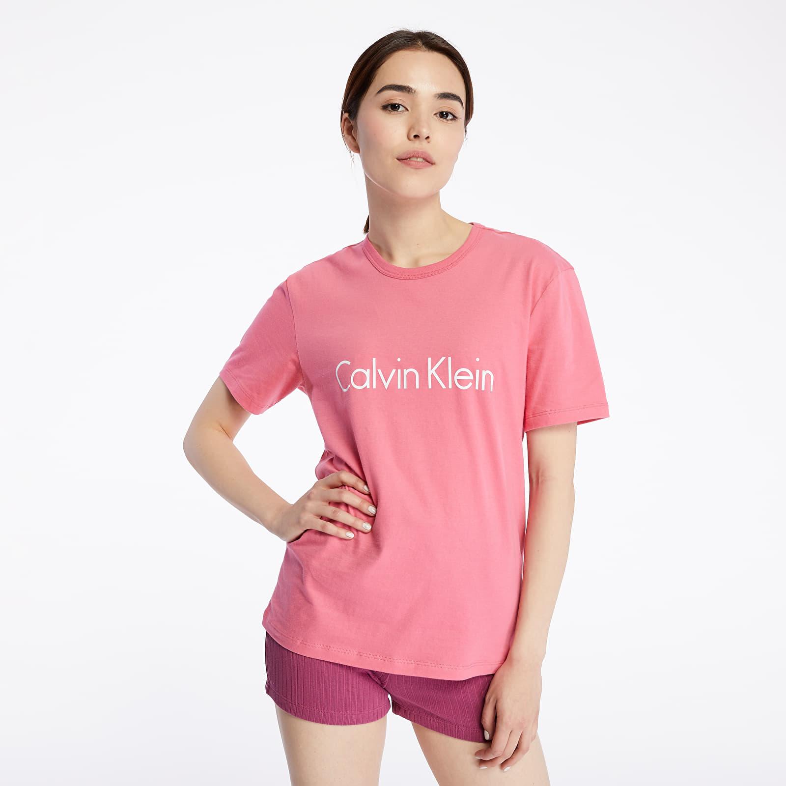 T-shirts Calvin Klein Tee Pink