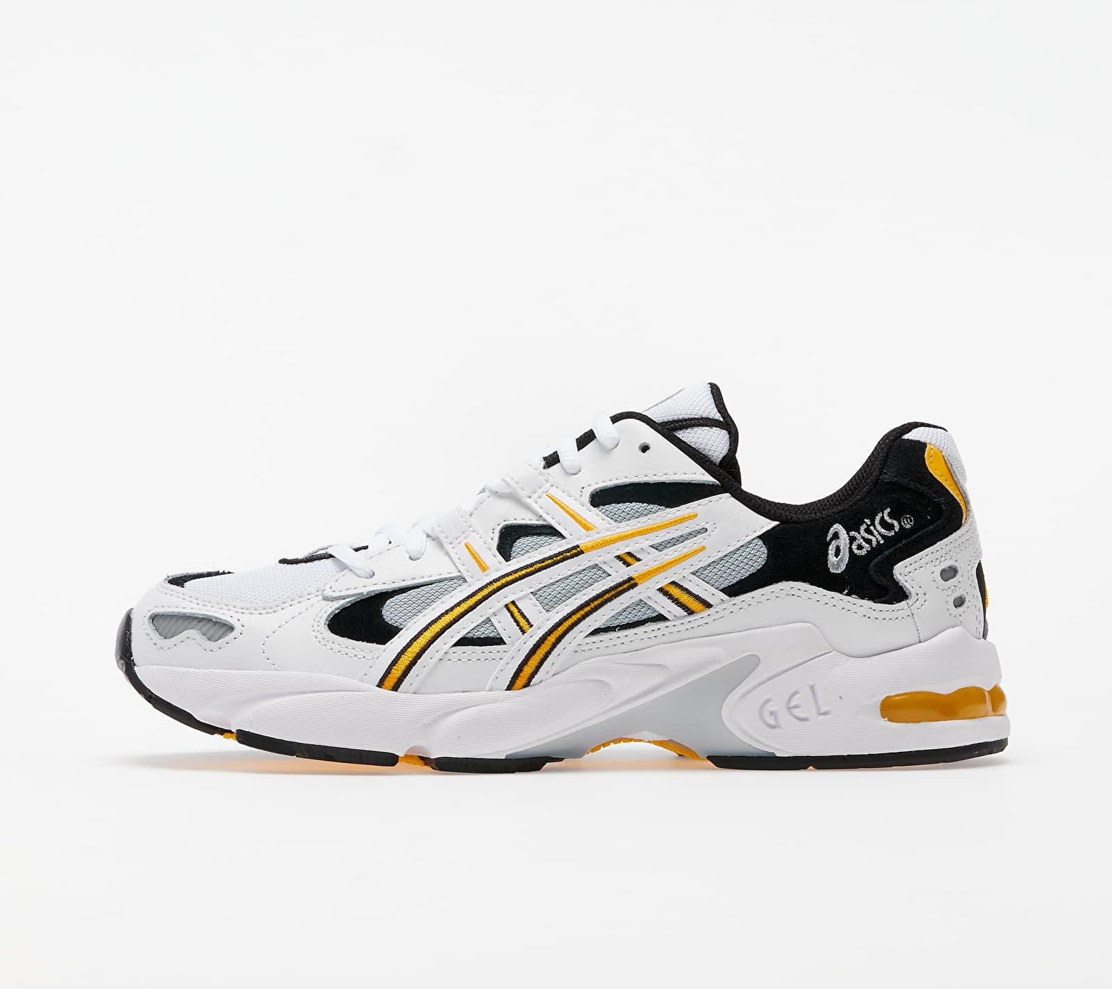 Asics Gel-Kayano 5 OG White/ Saffron EUR 46