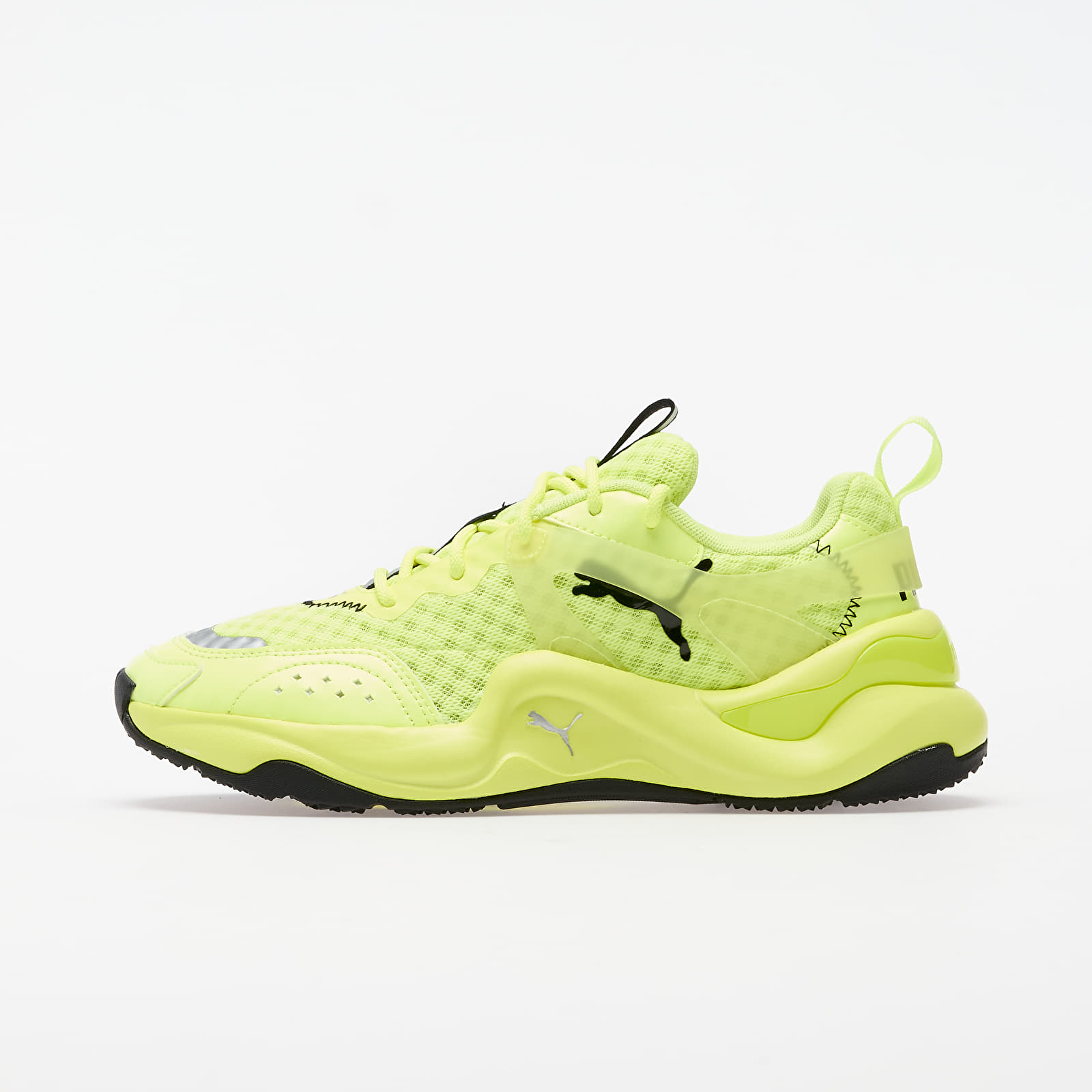 Puma Rise Neon Wn s Fizzy Yellow | Footshop
