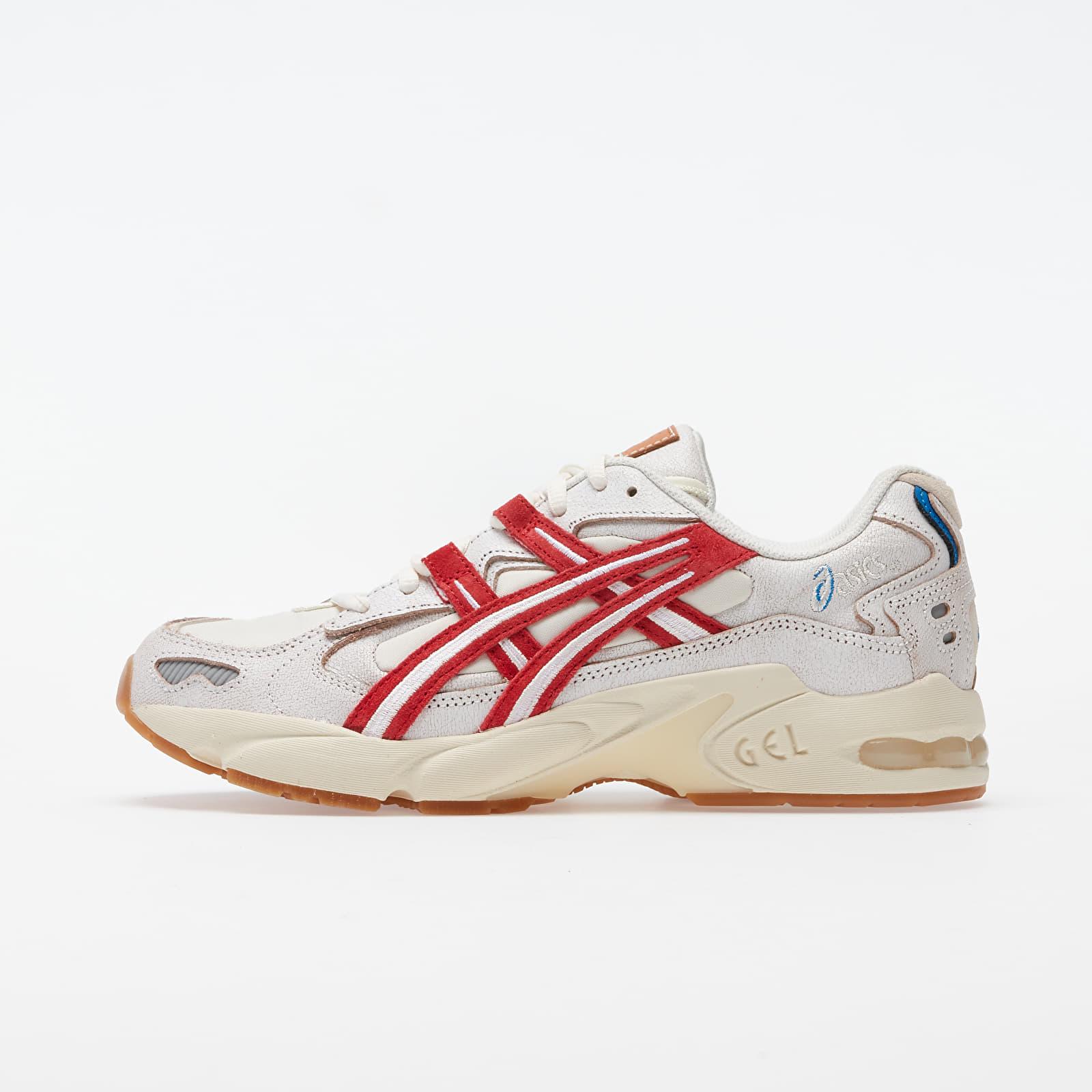 Men's shoes Asics Gel Kayano 5 OG Cream/ Classic Red