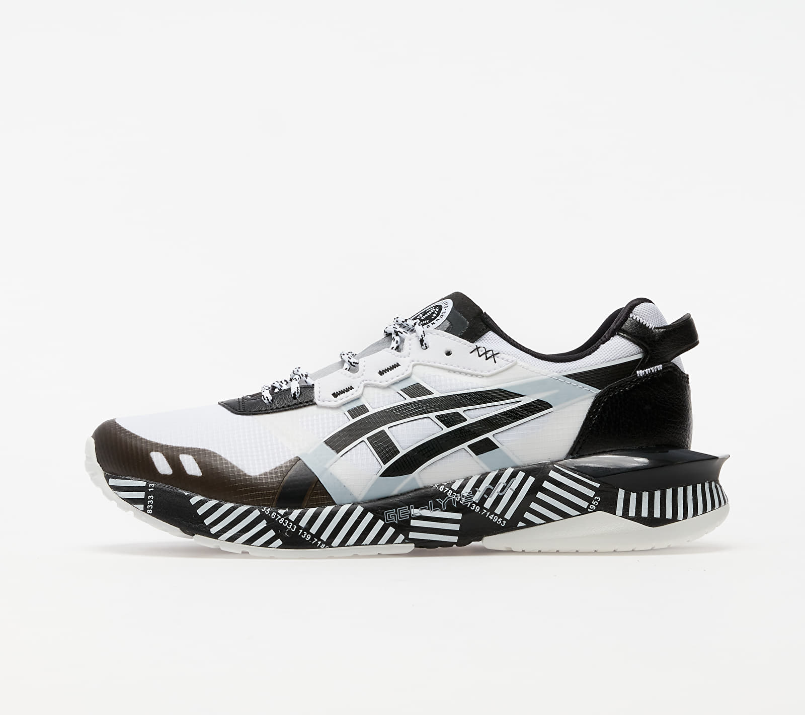 Asics Gel-Lyte XXX White/ Black EUR 40.5
