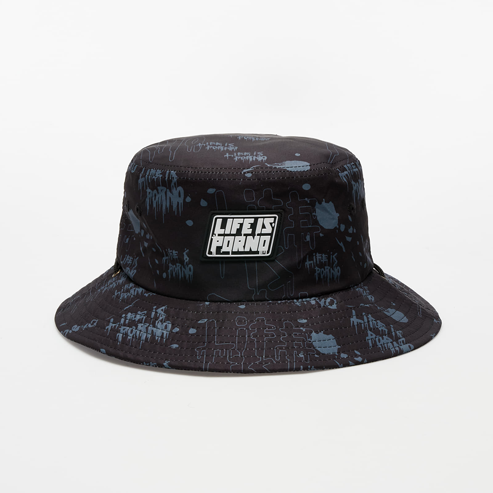 LIFE IS PORNO Buck It Hat