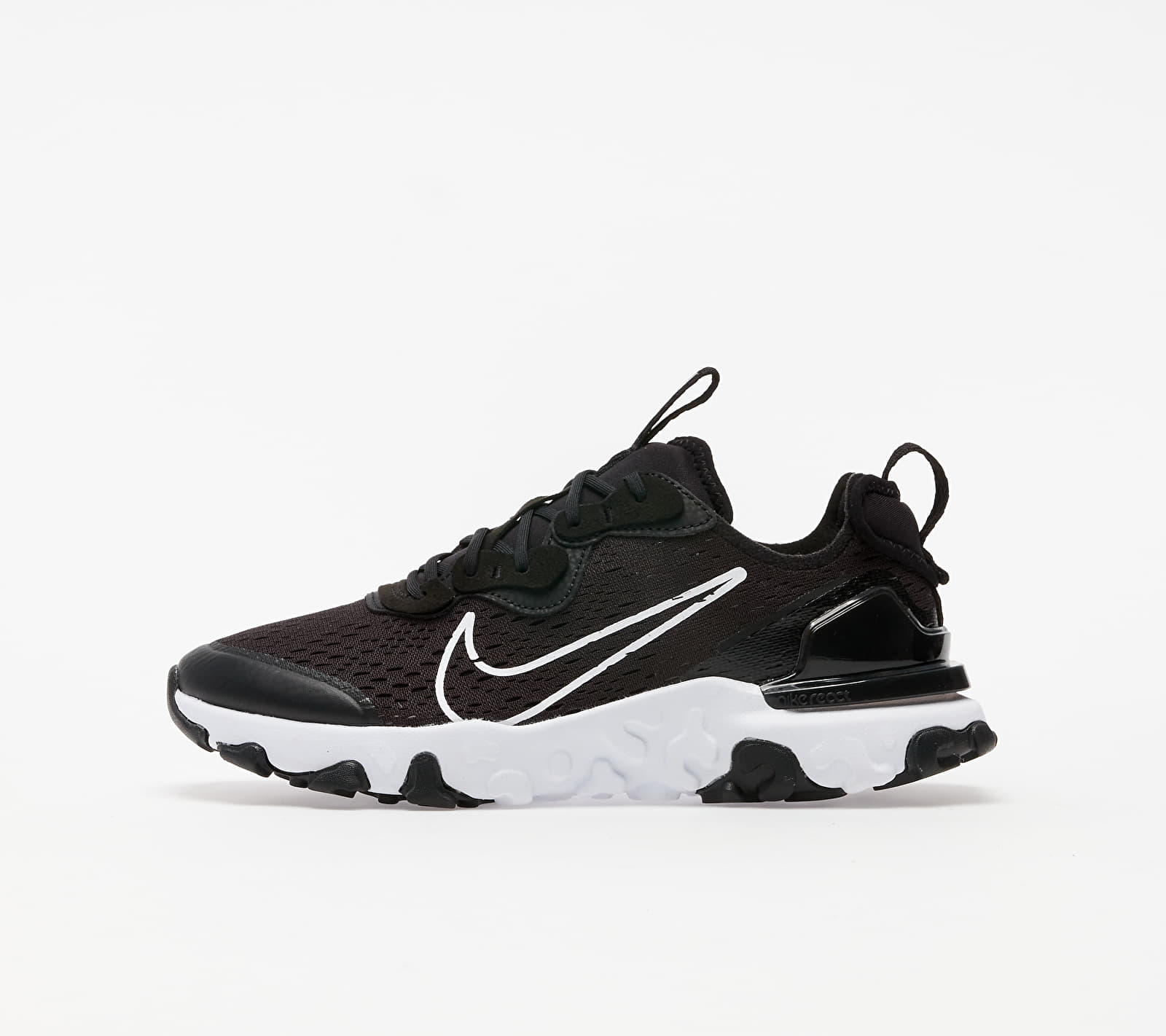 Nike React Vision (GS) Black/ White-Black EUR 37.5