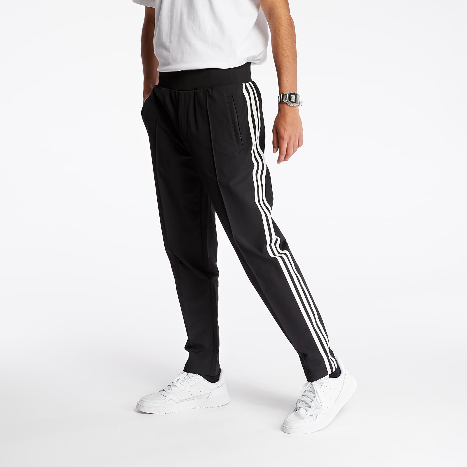 Pants and jeans adidas Pleckgate Tracksuit Bottoms Black