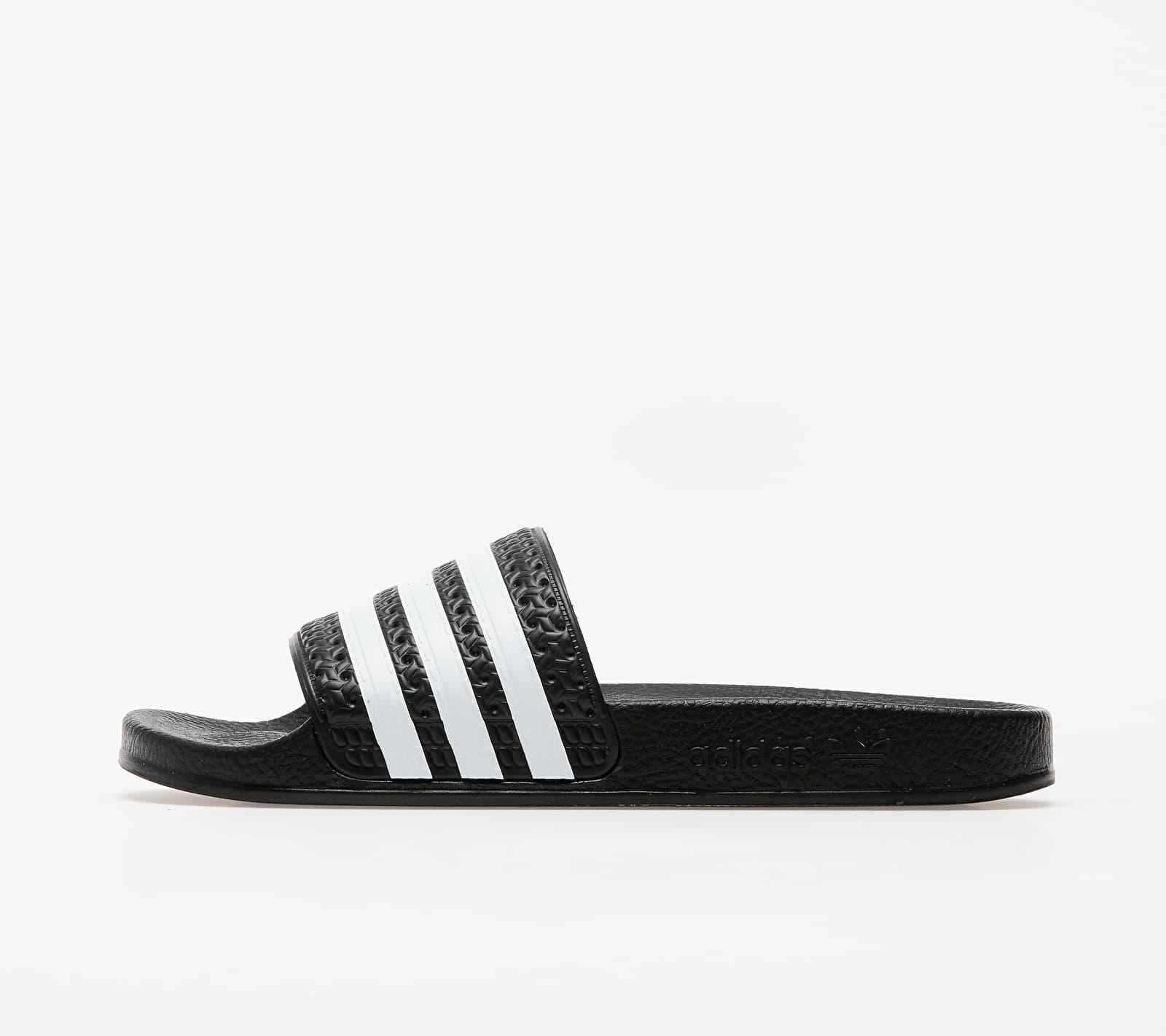 adidas Adilette Black/ White/ Black EUR 39