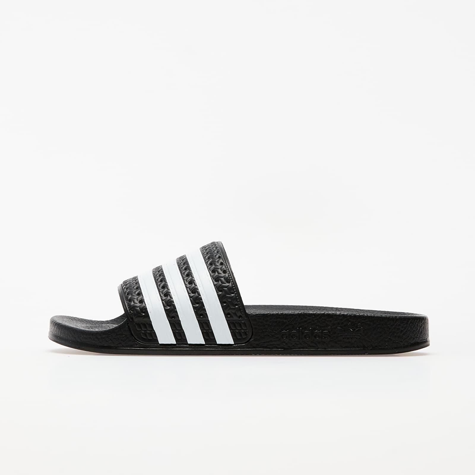 Chaussures et baskets homme adidas Adilette Black/ White/ Black