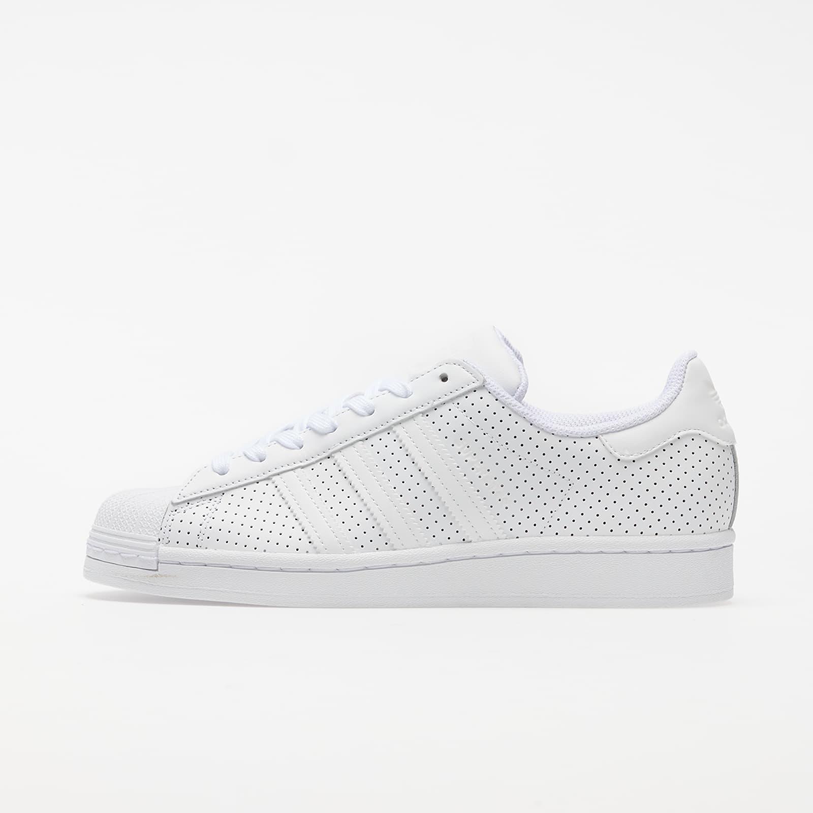 Zapatillas mujer adidas Superstar W Ftw White/ Ftw White/ Ftw White