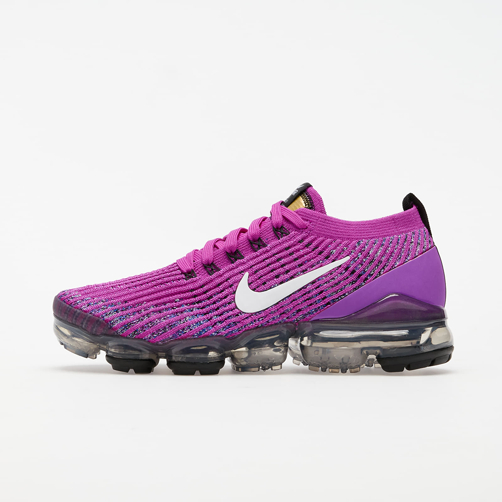 Frauen Nike W Air Vapormax Flyknit 3 Vivid Purple/ White-Racer Blue-Black