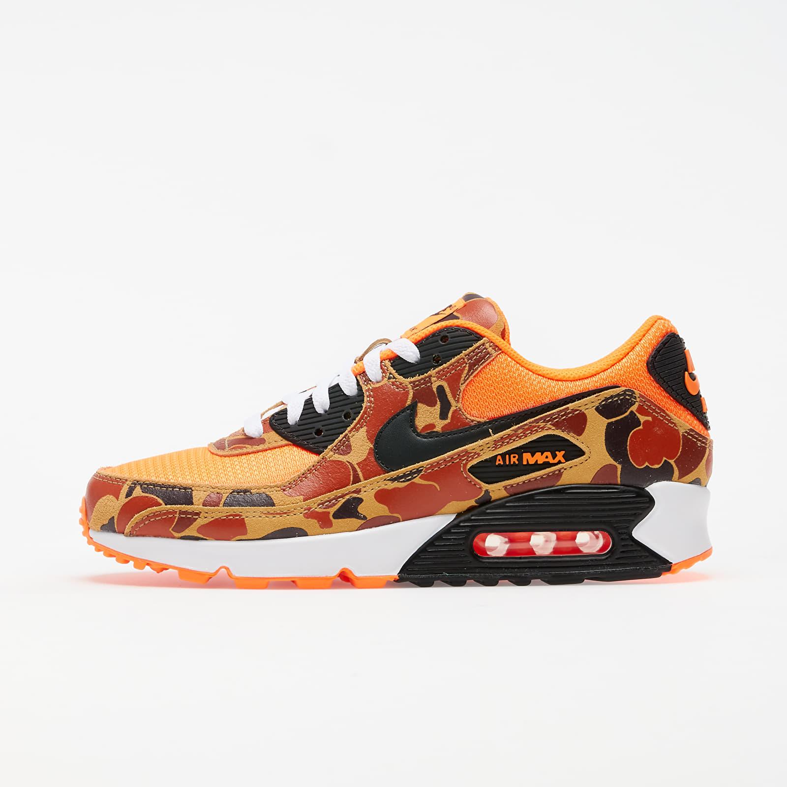 Nike Air Max 90 SP Total Orange/ Black | Footshop