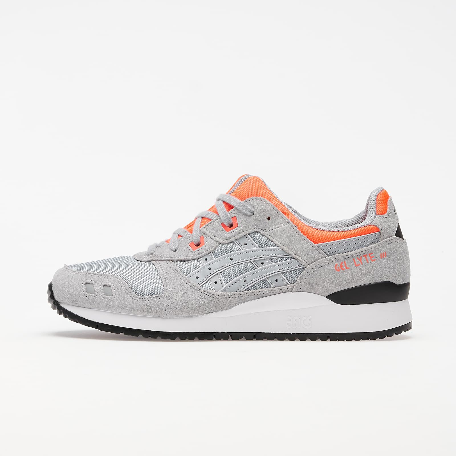 Pánske tenisky a topánky Asics Gel Lyte III OG Piedmont Grey/ Piedmont Grey
