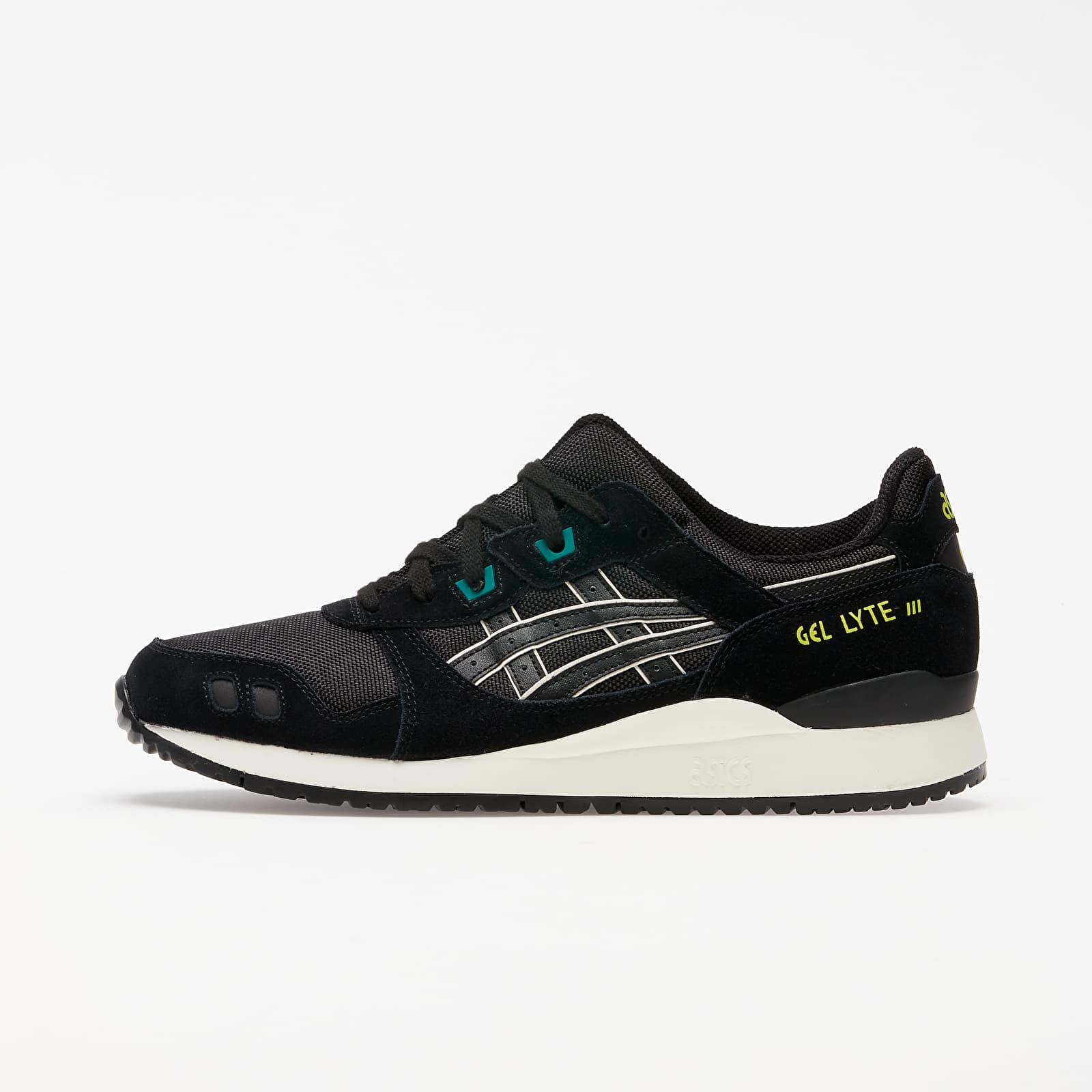 Pánske tenisky a topánky Asics Gel Lyte III OG Black/ Black