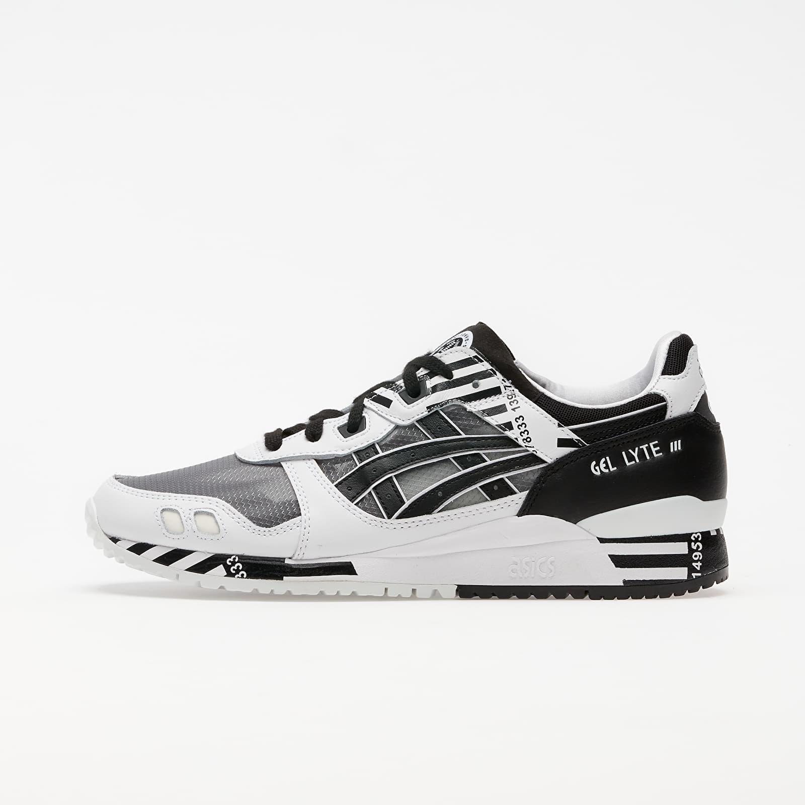 Men's shoes Asics Gel Lyte III OG MODERN TOKYO Black/ Black