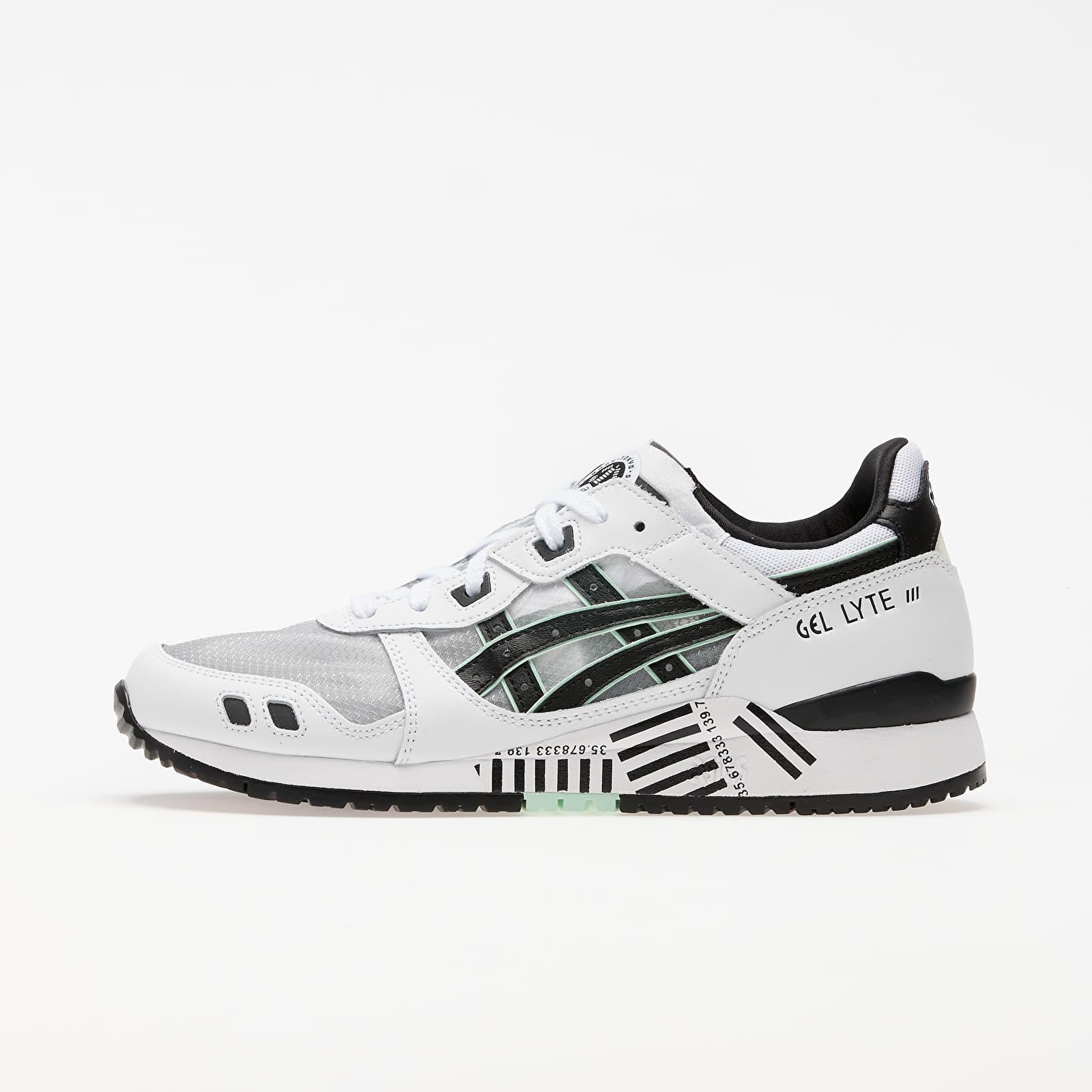 Women's shoes Asics Gel Lyte III OG White/ Black