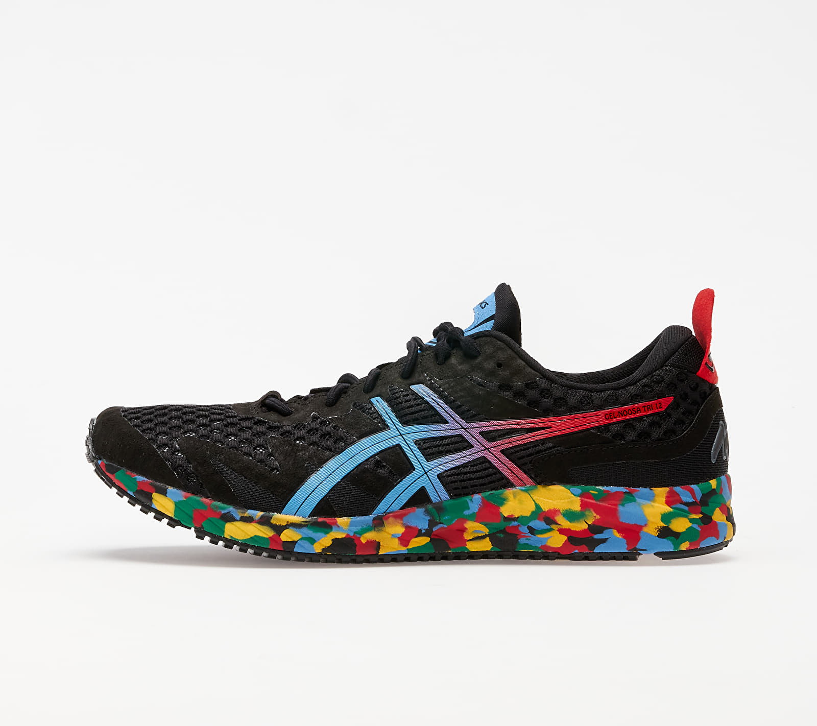 Asics Gel Noosa Tri 12 SPS Black/ Blue Coast EUR 46