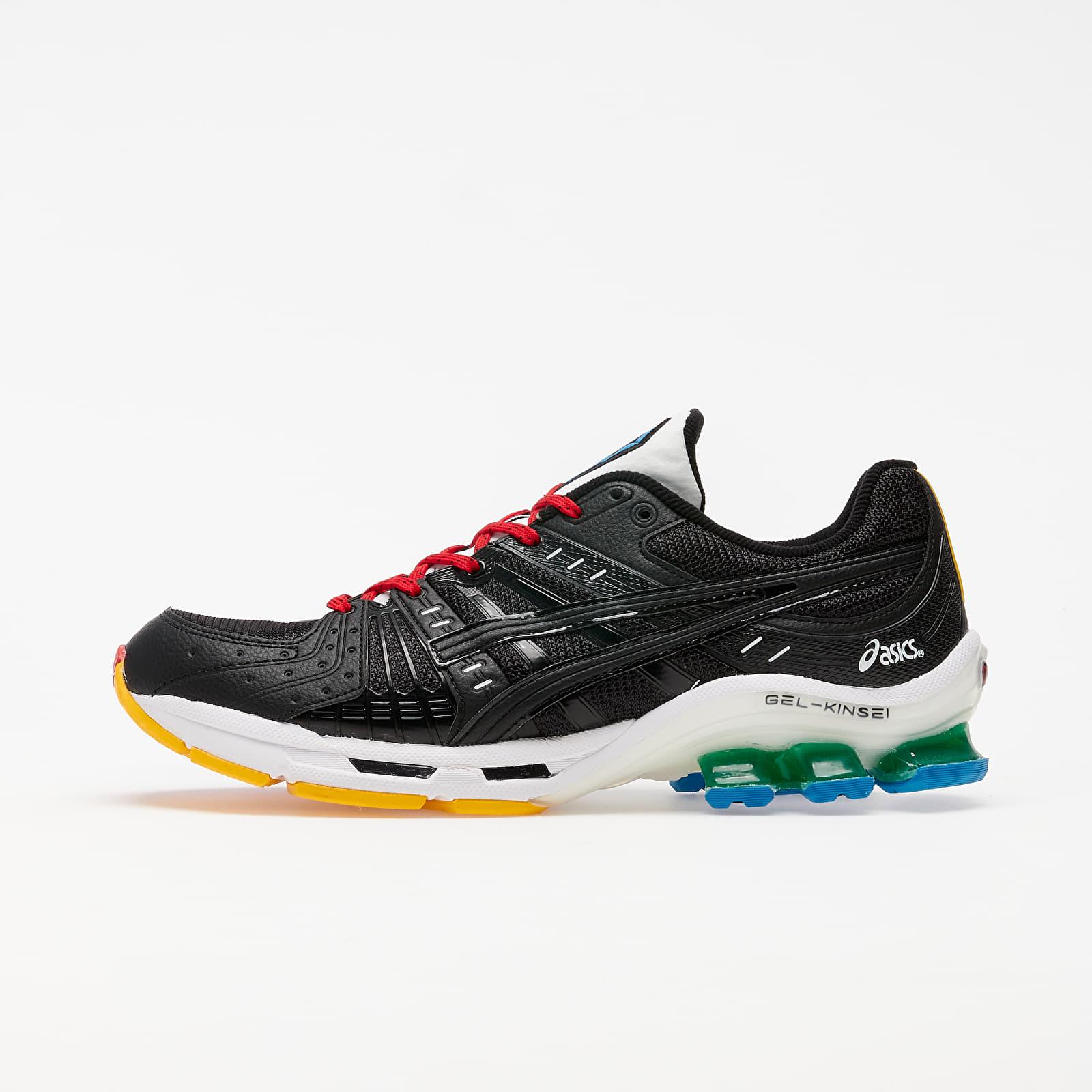 Pánske tenisky a topánky Asics Gel-Kinsei OG Black/ Black