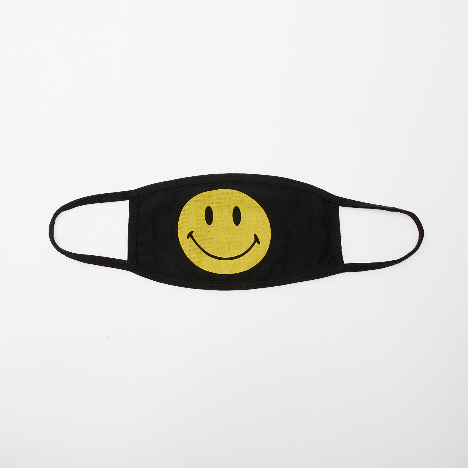 Accessoires Chinatown Market Smiley Logo Face Mask Black
