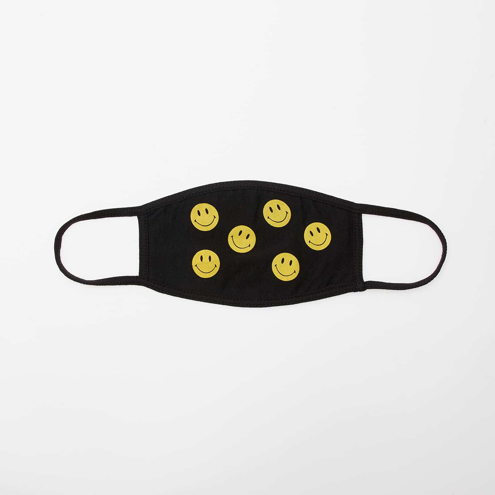 Accessoires Chinatown Market Smiley Dots Face Mask Black