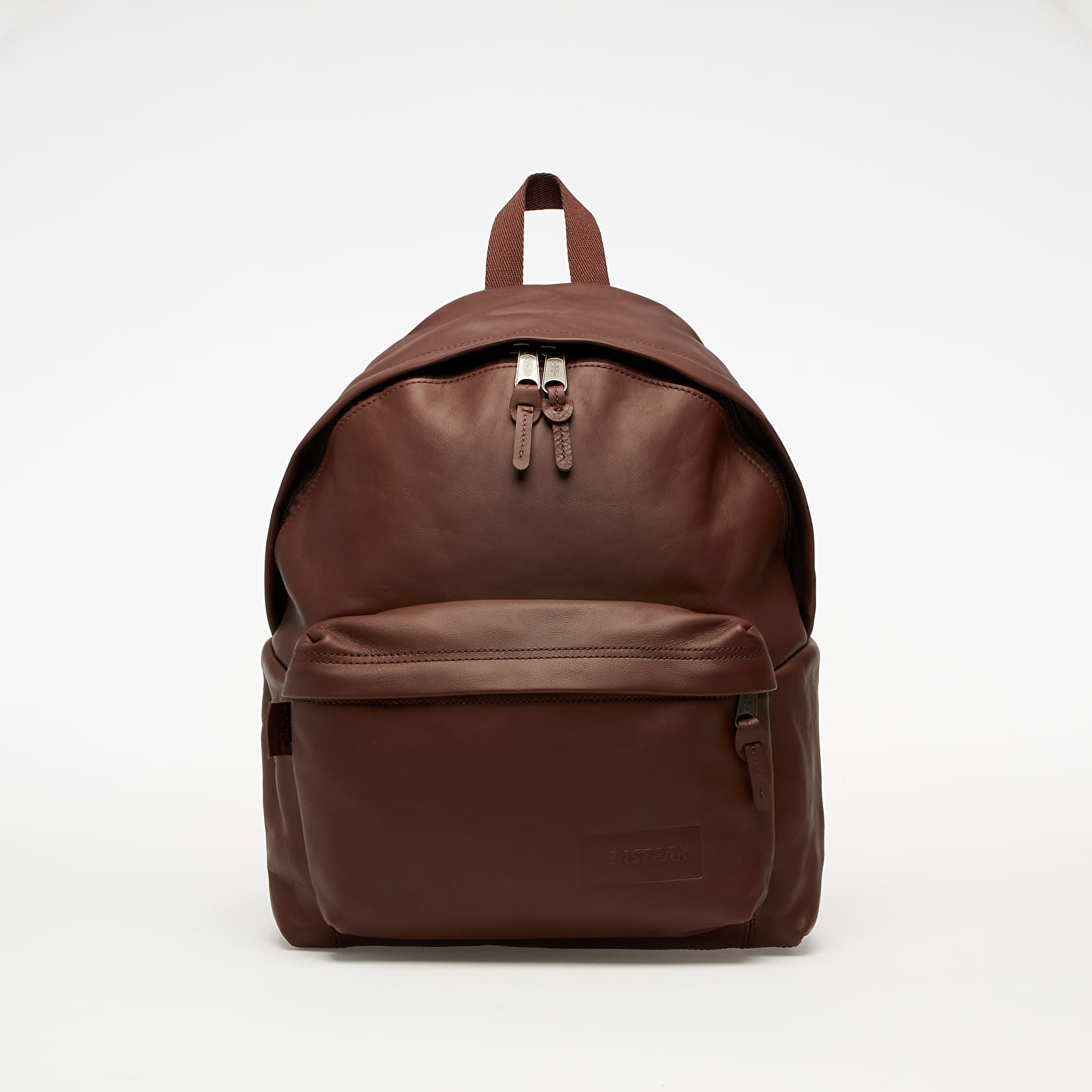 Bags and backpacks Eastpak Padded Pak'r Chestnut Leather