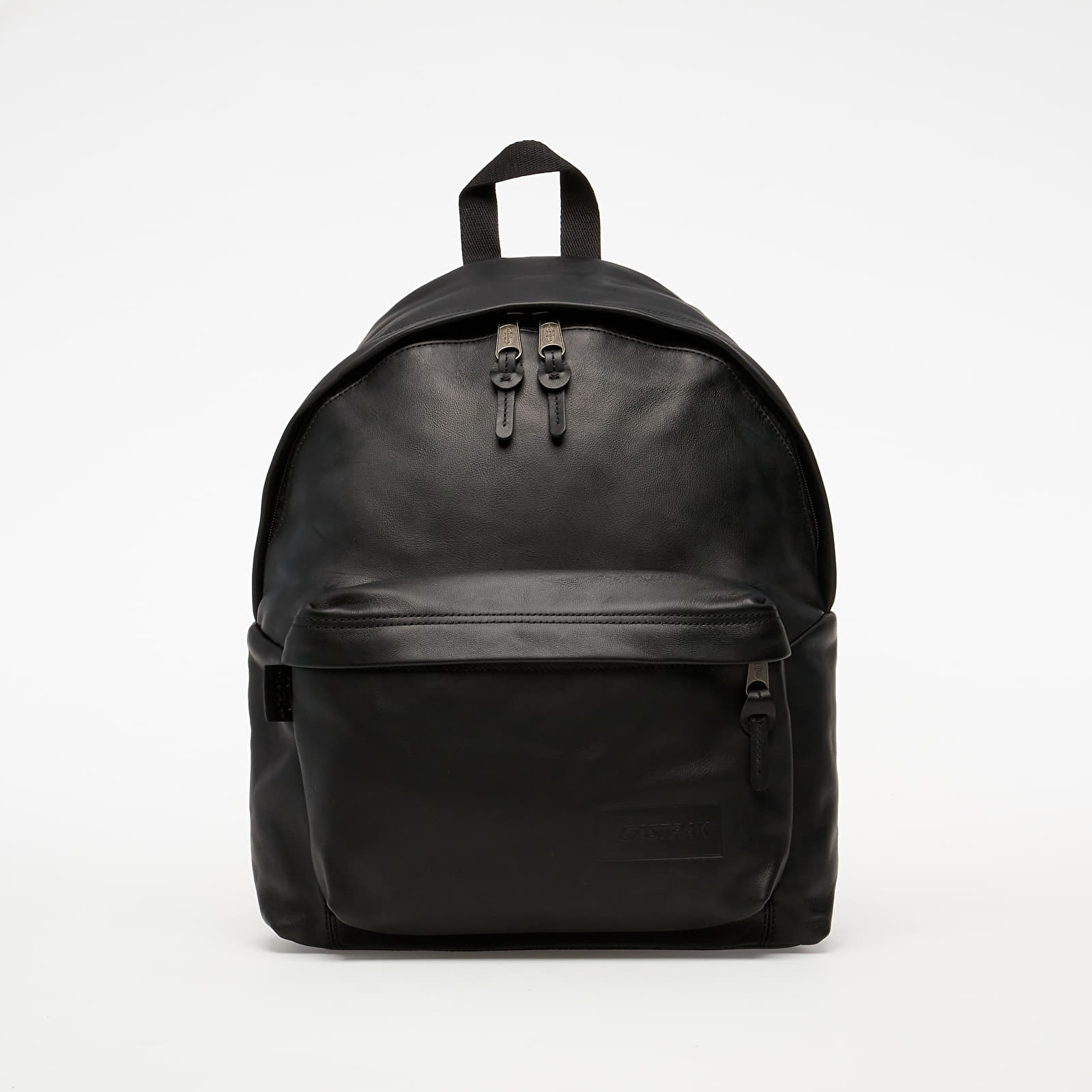 Backpacks Eastpak Padded Pak'r Black Ink Leather