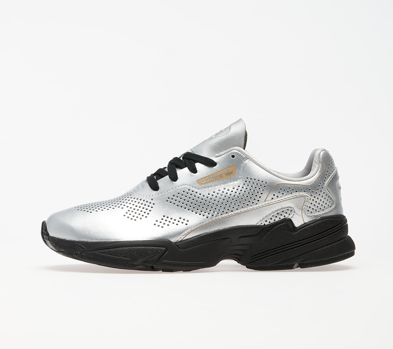 adidas Falcon Allluxe W Silver Metalic/ Core Black/ Ftw White EUR 36